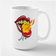 Soyracha Flaming Tongue Mugs