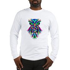 Funny Owl Long Sleeve T-Shirt