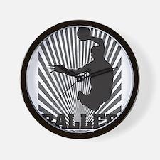 Baller Wall Clock