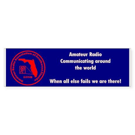 ARASWF Bumper Sticker