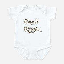 Proud Ringer 21 Infant Bodysuit