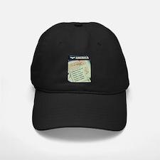 world war 2 poster art Baseball Hat