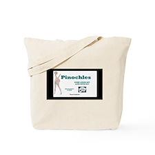 Cute Pinochle Tote Bag