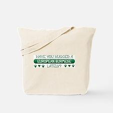 Hugged Burmese Tote Bag