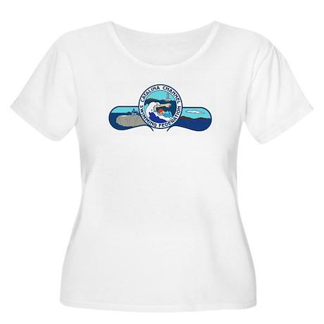swims-4 Plus Size T-Shirt