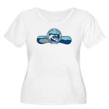swims-4 Plus Size T-Shirt