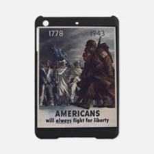 world war 2 poster art iPad Mini Case