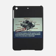world war 2 poster art iPad Mini Case