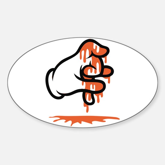 Blood Gang Decal