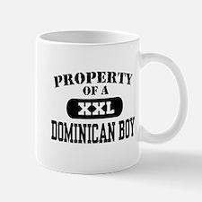 Property of a Dominican Boy  Mug