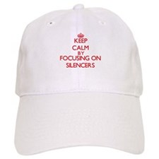 Keep Calm by focusing on Silencers Baseball Cap