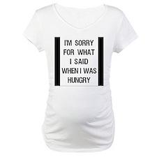 Hunger Management Shirt