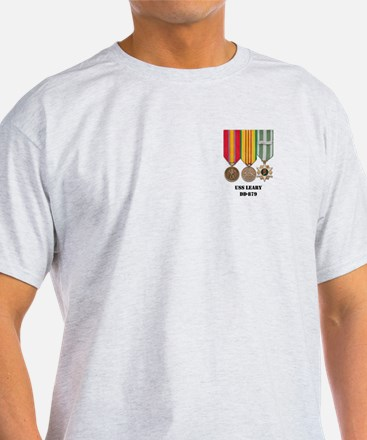 USS Leary T-Shirt