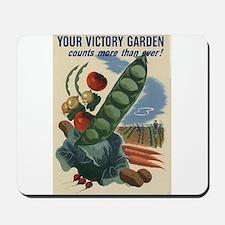 world war 2 poser art Mousepad