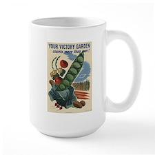 world war 2 poser art Mugs