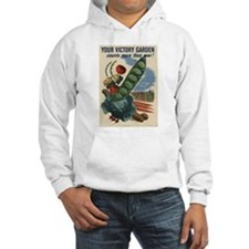 world war 2 poser art Hoodie