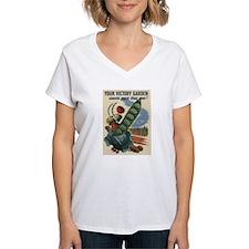 world war 2 poser art T-Shirt