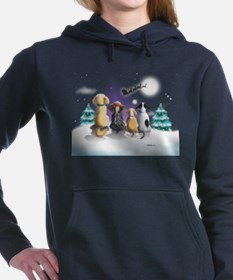 The Magical Night Variation Women's Hooded Sweatsh