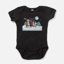 The Magical Night Variation Baby Bodysuit