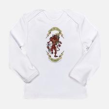 Yule Be Sorry - Krampus Long Sleeve T-Shirt
