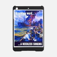 world war 2 poser art iPad Mini Case
