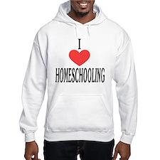 I love homeschooling Hoodie