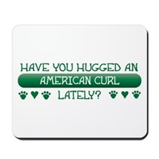 Hugged Curl Mousepad