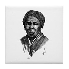 Unique Harriet tubman Tile Coaster