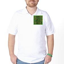 Bathroom Jumble T-Shirt