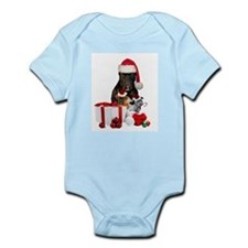 Christmas Cane Corso Body Suit