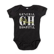 General Hospital 50th Baby Bodysuit