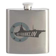Uss Franklin Flask