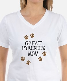 Great Pyrenees Mom T-Shirt