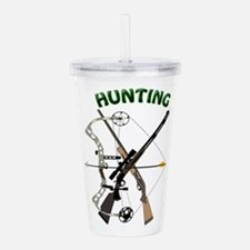 Hunting Acrylic Double-Wall Tumbler