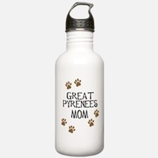Great Pyrenees Mom Water Bottle
