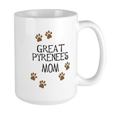 Great Pyrenees Mom Mugs