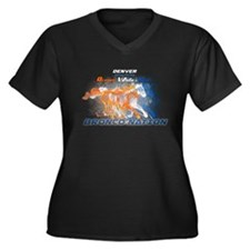 Home Of The Orange White And Blu Plus Size T-Shirt