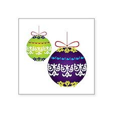Xmas Decorations Sticker