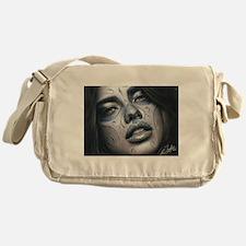 Unique Day of the dead Messenger Bag