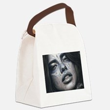 Funny Day dead Canvas Lunch Bag
