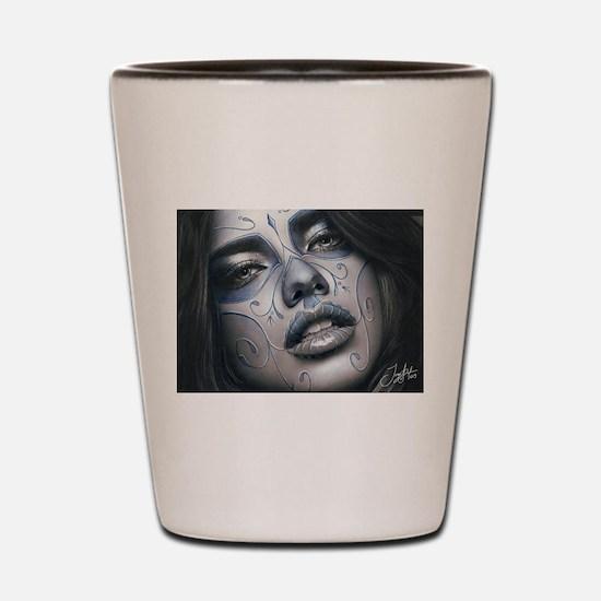 Unique Adriana Shot Glass