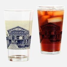 Boathouse 2 Drinking Glass
