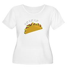 Yum Yum Plus Size T-Shirt