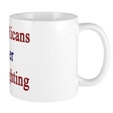 Puerto Ricans Never Stop Fighting  Mug