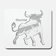Taurus the Bull Mousepad