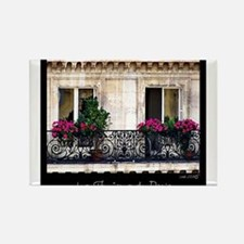 Parisian Window & Balcony Magnets