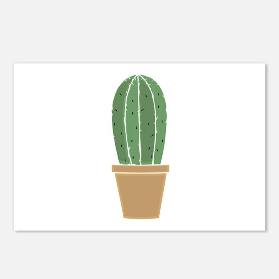 Potted Cactus Postcards (Package of 8)