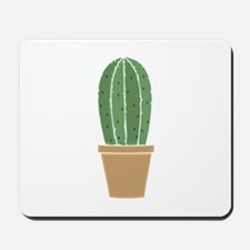 Potted Cactus Mousepad