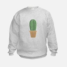 Potted Cactus Sweatshirt