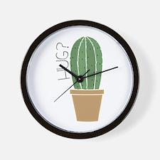 Hug? Wall Clock